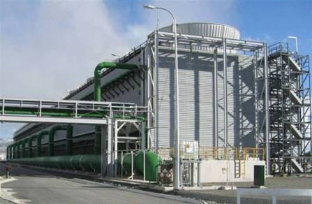 Industrial Cooling Towers : Desjardins cooling tower consulting and evaporative coolers
