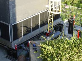 DesJardins Cooling Tower Consulting and Evaporative Coolers